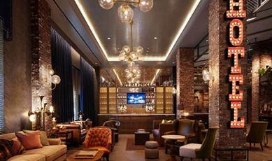The Lobby Bar - MGM Springfield - Springfield, MA
