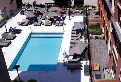 Pool - MGM Springfield - Springfield, MA