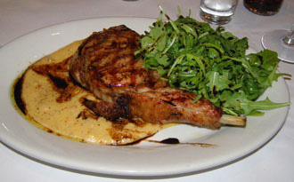 Veal Chop - Ballo Italian Restaurant at Mohegan Sun - Photo by Luxury Experience