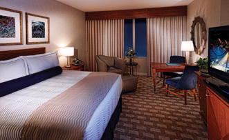 King Guest Room at Mohegan Sun