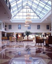Kempinski Hotel Moika 22, Saint Petersburg, Russia - lobby