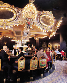 Hotel Monteleone - Carousel Bar and Lounge