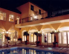 Hotel Monteleone Pool