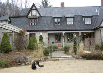 Crawford - The Notchland Inn, Hart's Location, New Hampshire  - Photo by Luxury Experience