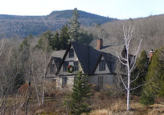 The Notchland Inn, Hart's Location, New Hampshire - Photo by Luxury Experience