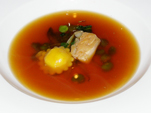 Hotel Palace Berlin, Germany - consomme