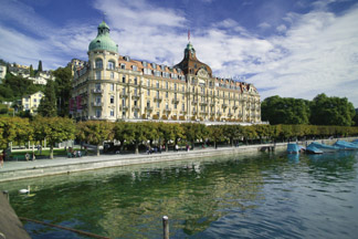 Palace Luzern, Lucern, Switzerland