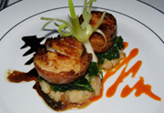 The Secret Garden Sea Scallops
