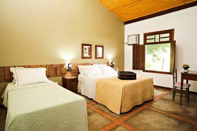 Guest Room - Pousada Pequi - Aquidauana, Mato Grosso, do Sul, Brazil