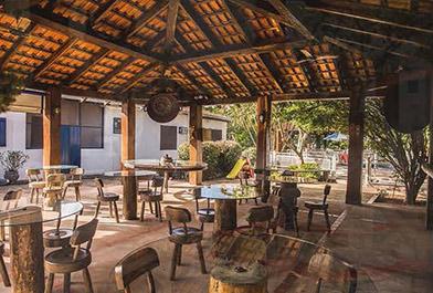 Outdoor Dining - Pousada Pequi - Aquidauana, Mato Grosso, do Sul, Brazil