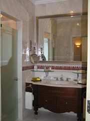The Ritz-Carlton Istanbul Club Room Bathroom