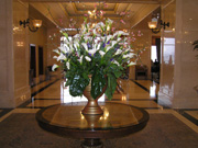 The Ritz-Carlton Istanbul Floral Arrangement