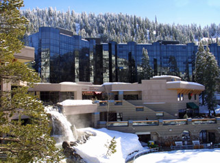Resort at Squaw Creek, Olympic Valley USA, California, CA, USA