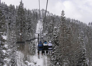 Squaw Valley - Resort at Squaw Creek, Olympic Village USA, California - photo by Luxury Experience
