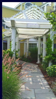 Sanno Spa - Saybrook Point Inn - photo by Luxury Experience