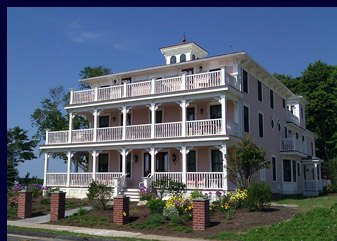 Three Stories at Saybrook Point Inn & Spa - Old Saybrook, CT - USA - photo by Luxury Experience