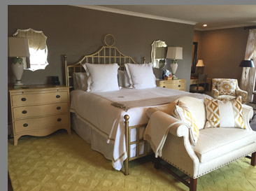 General William Hart Guest Room - Tall Tales -Saybrook Point Inn & Spa - Old Saybrook, CT, USA - photo by Luxury Experience