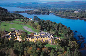 Sheen Falls Lodge, Kenmare, County Kerry, Ireland - Exterior