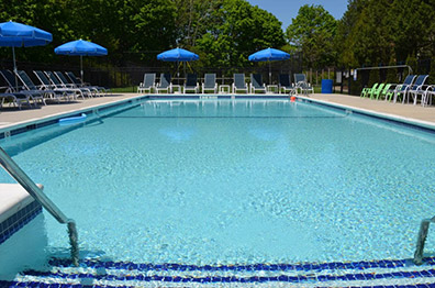 Southampton Inn - Pool - Southampton, New York, USA