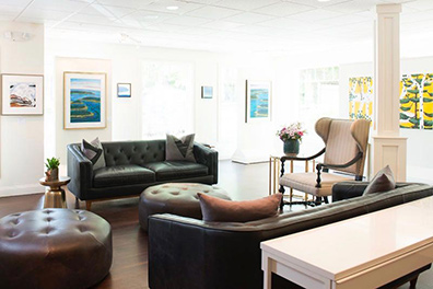 Lobby - Grand Hotel Kennebunkport, Maine