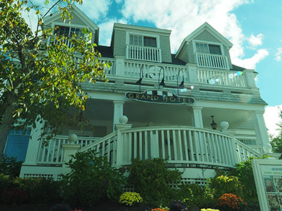 Grand Hotel - Kennebunkport, Maine