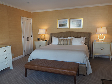 Guest Room - Grand Hotel Kennebunkport, Maine - photo by Luxury Experience