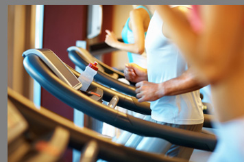 Fitness Center  - The Lodge at Turning Stone Resort Casion - Verona, NY, USA