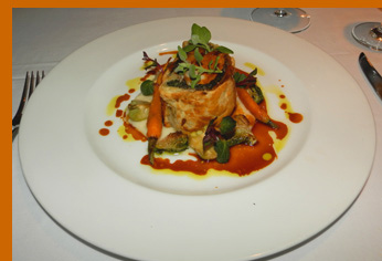 Pork - The Lodge at Turning Stone Resort Casion - Verona, NY, USA - photo by Luxury Experience
