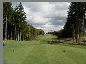 Shenendoah golf course - The Lodge at Turning Stone Resort Casion - Verona, NY, USA - photo by Luxury Experience