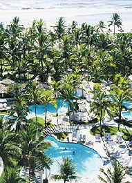 Ilha da Comandatuba pools