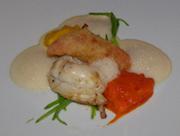 Tschuggen Grand Hotel - Lobster at La Vetta