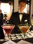 Victoria Jungfra Grand Hotels and Spa - Head Bartender Thomas Hanni