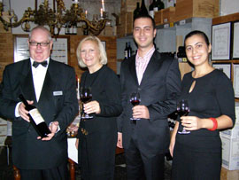 Victoria Jungfra Grand Hotels and Spa - Sunday Wine Tasting