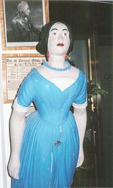 Victory Hotel Figurehead in Main Lobby
