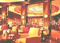 Kempinski Hotel Vier Jahreszeiten lobby