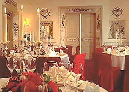 Kempinski Hotel Vier Jahreszeiten Munich Nymphenburg Dining Room