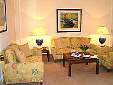 Kempinski Hotel Vier Jahreszeiten Suite Living Room