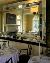 The Dining Room at Wheatleigh, Lenox, Massachusetts