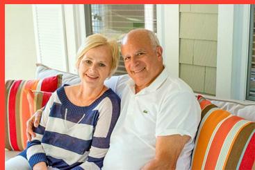 Liz and Eric Brodar - White Fences Inn, Waer Mill, NY, USA
