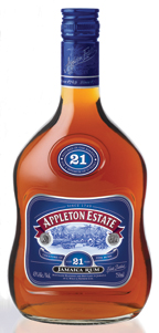 Appleton Estate Jamaica Rum Aged 21 years