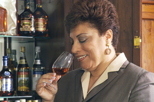 Appleton Estate Jamaica Rum Master Distiller, Joy Spence