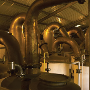 Appleton Estate Rum - Copper Pot Stills