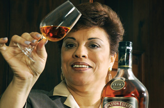 Appleton Estate Rum - Master Blend, Joy Spence