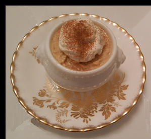 Luxury Experience - Quinoa Pudding- photo by Luxury Experiene