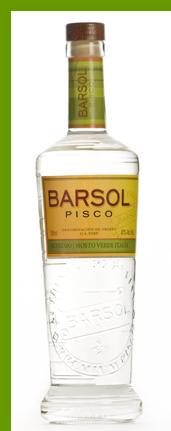 BarSol Pisco Supremo Mosto Verde Italia