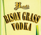 Bison Grass Vodka - Zubrowka