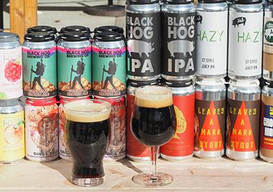 Black Hog Brewing  - Woodbury, CT - photo by Luxury Experience