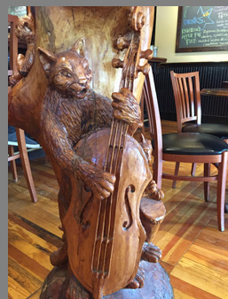 Catskill Distilling Company - Dancing Cat Restaurant - photo by Luxury Experience