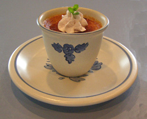 Luxury Experience - Creme Brulee - Photo by Luxury Experience