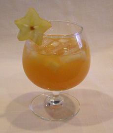 Luxury Experience's Bajan Punch - Photo by Luxury Experience